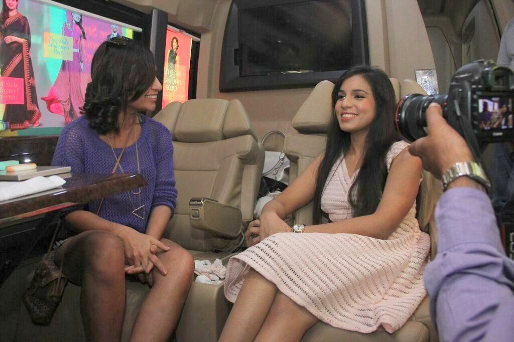 Amazon Fashion Squad - Kya Pehnu - with Miss Malini