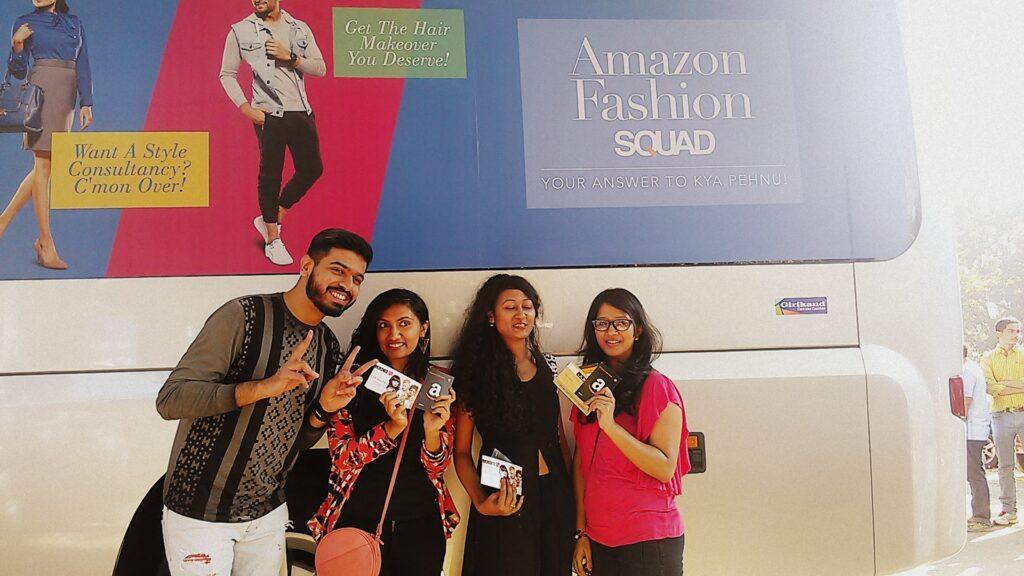 Amazon Fashion Squad - Kya Pehnu