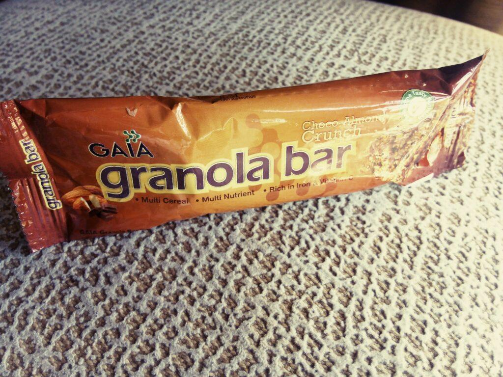 Gaia Granola Bar