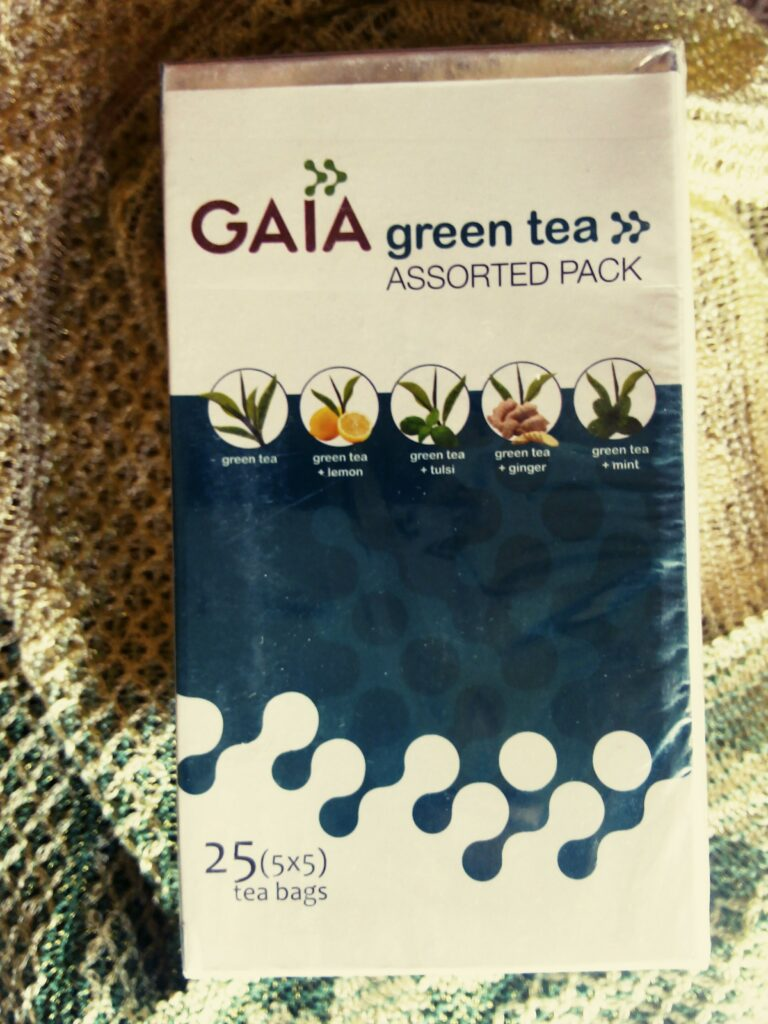 Gaia Green Tea Assorted Pack