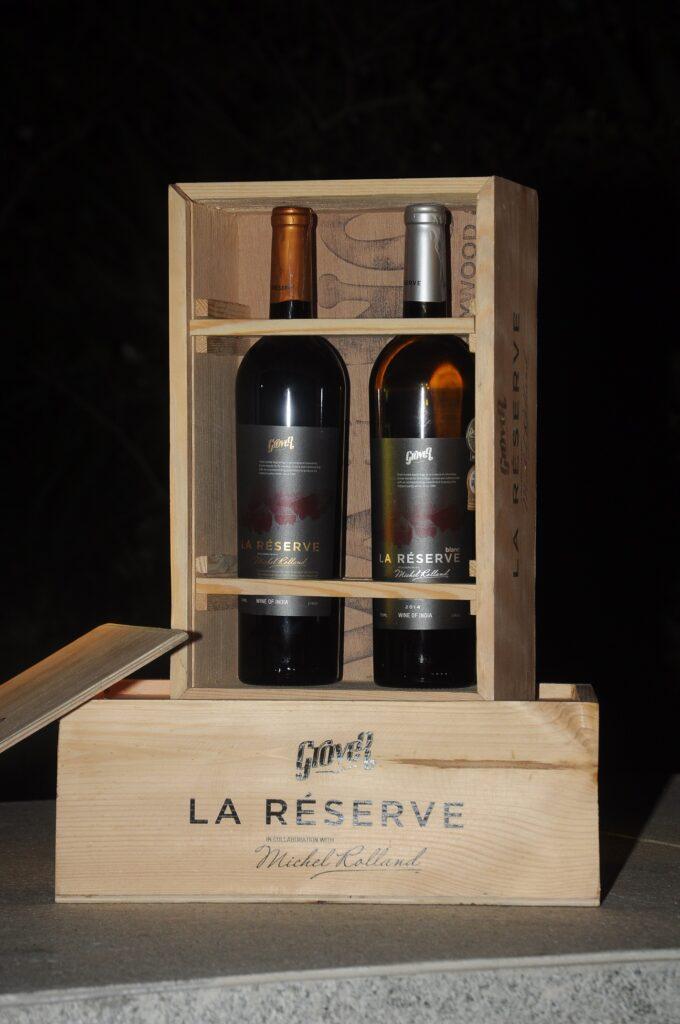 La Reserve - Grover Zampa
