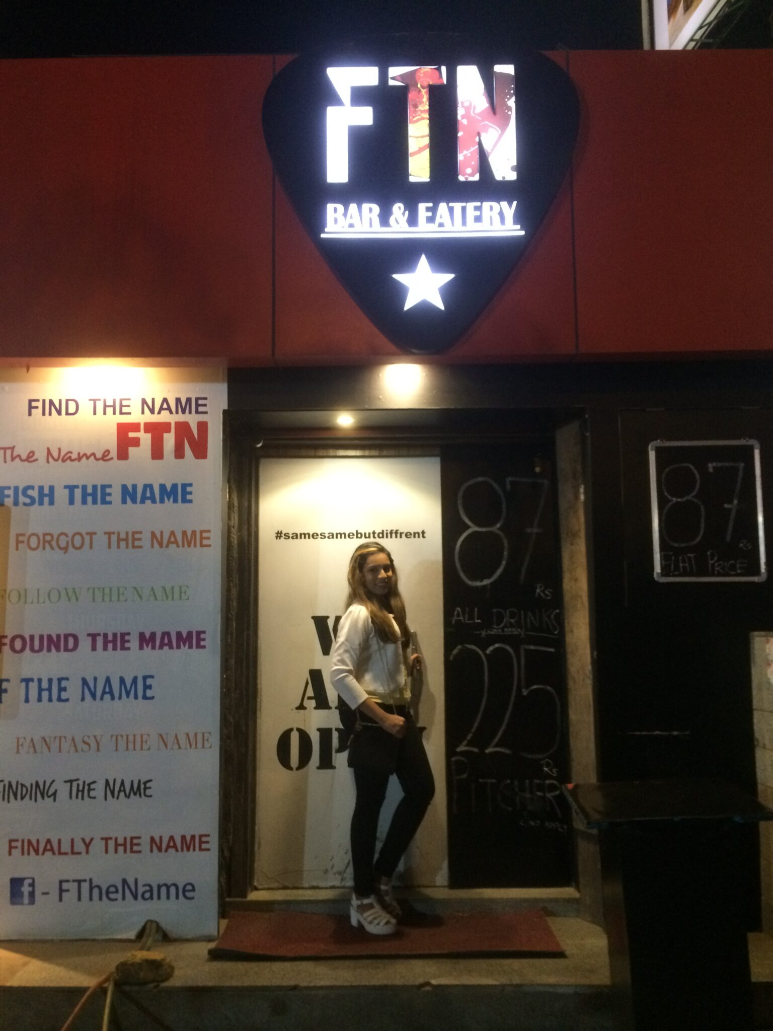 FTN - F*@# The Name!