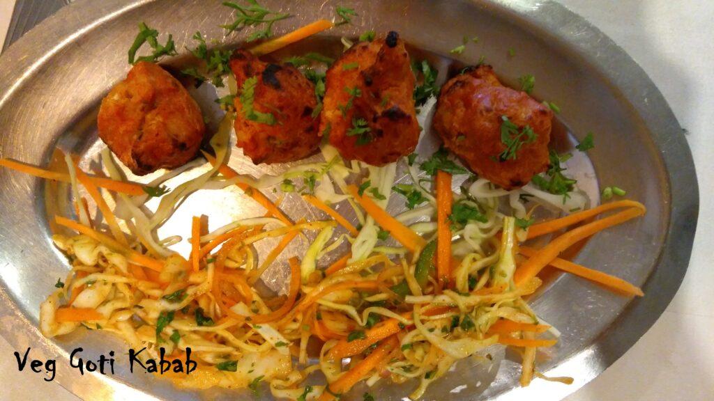 Veg Goti Kebab