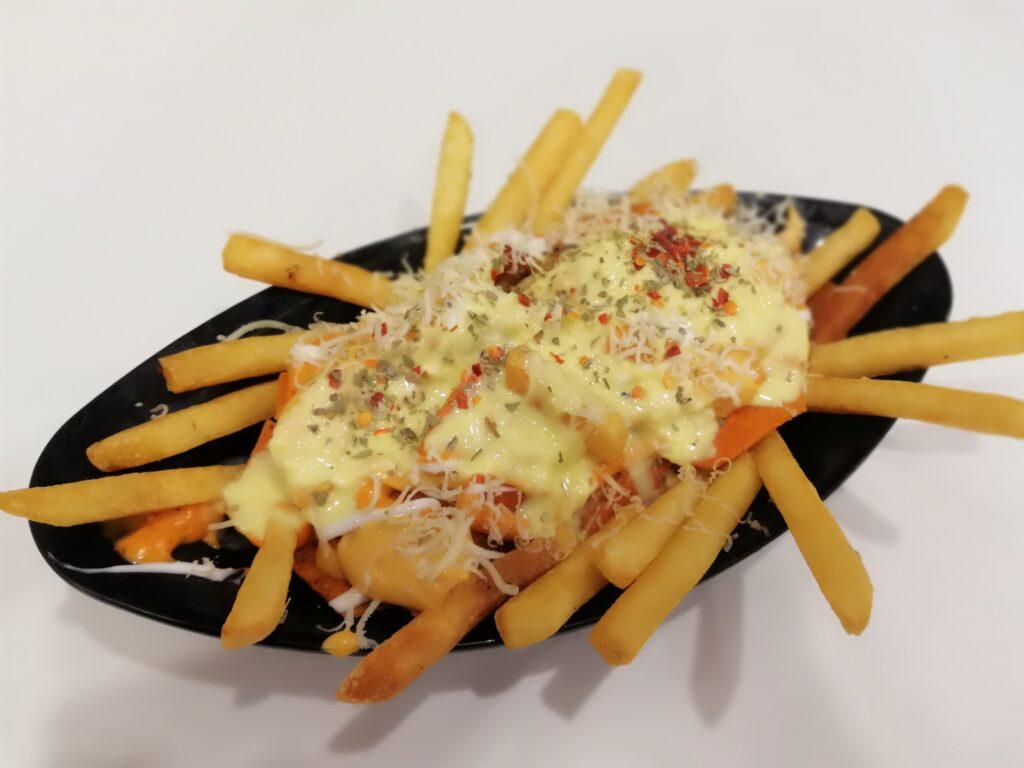 Nacho Fries Mountain - Cafe Chokolade