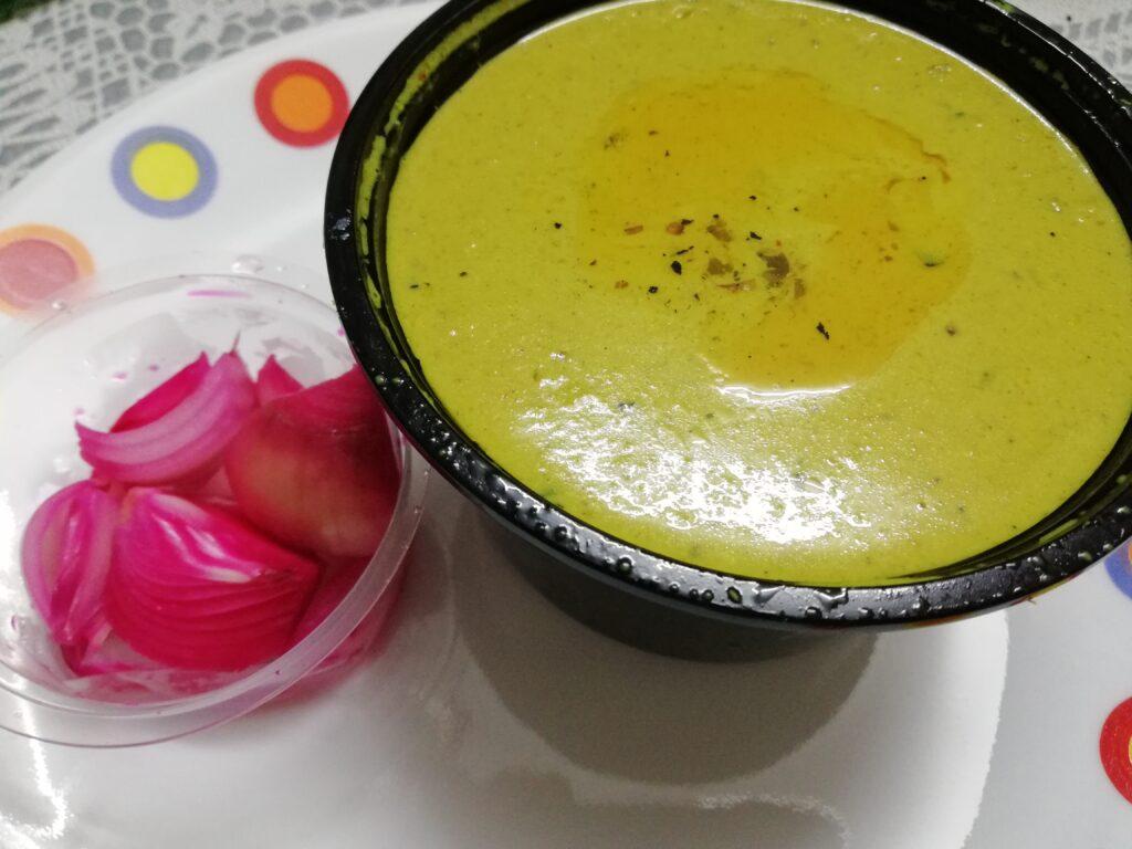 Murg makhani gravy