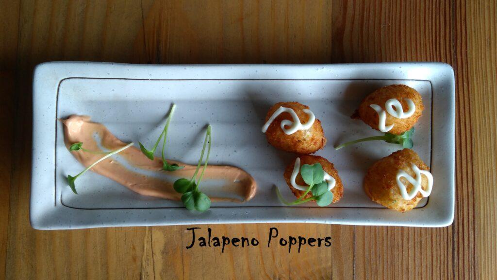 Jalapeno Poppers - Bombay Adda