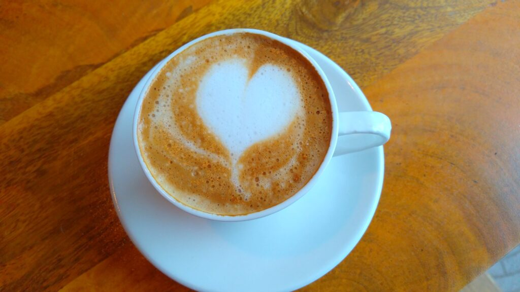 Cappuccino - Chocolate Heaven