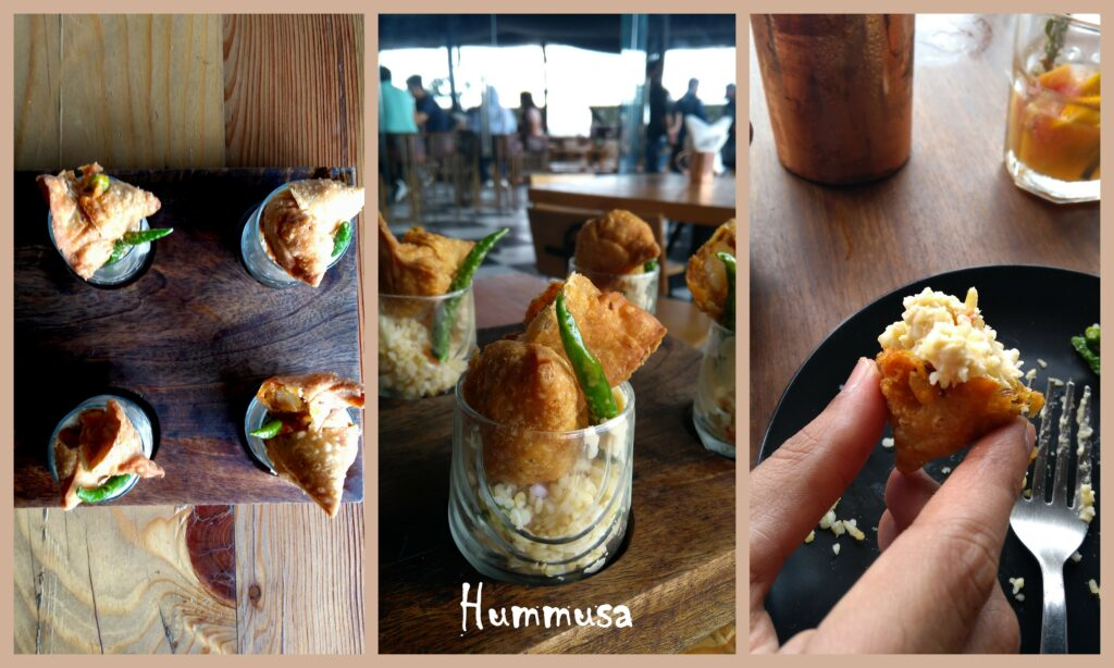 Hummusa - Bombay Adda