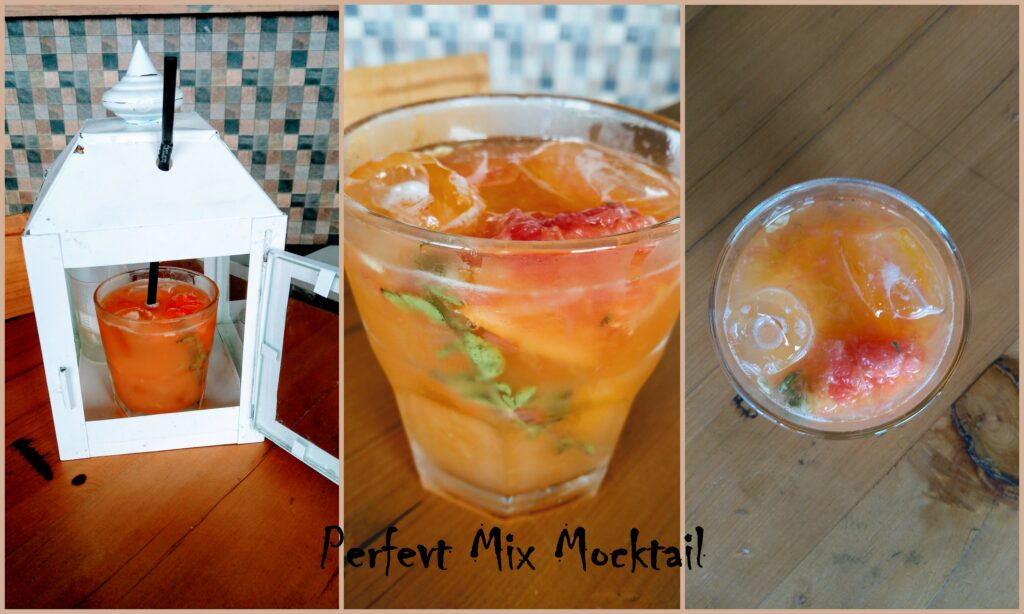 Perfect Mix Mocktail - Bombay Adda